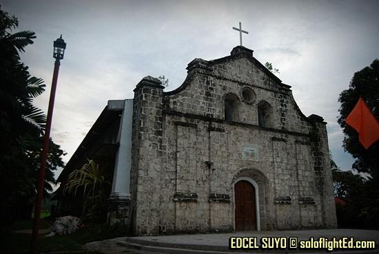 Navalas Church in Guimaras