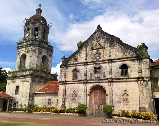 St Michael Archangel Church in Argao