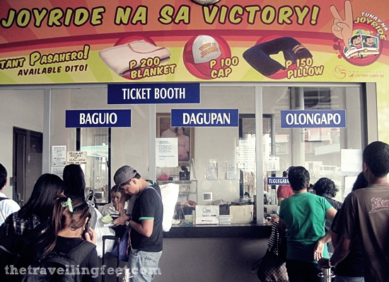 Victory Liner Pasay terminal
