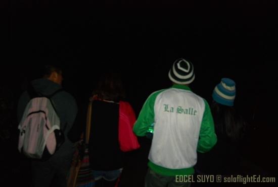 Sagada at Night