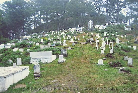 Sagada cemetery