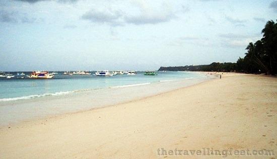 Boracay, famous beach in the world