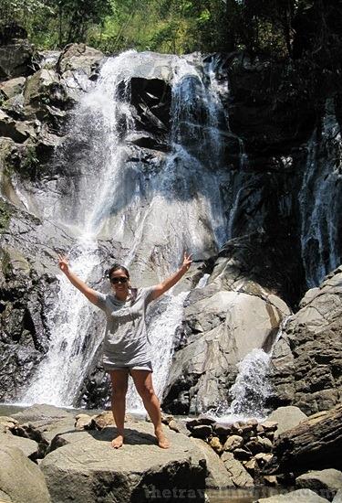 Huay Satan Waterfalls, Chiang Mai