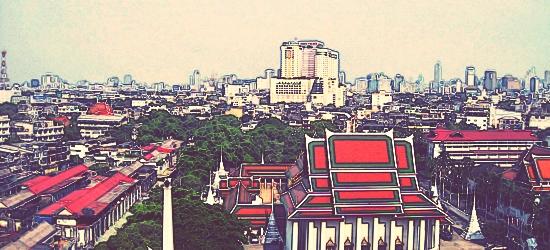 Travelling in Thailand: Bangkok