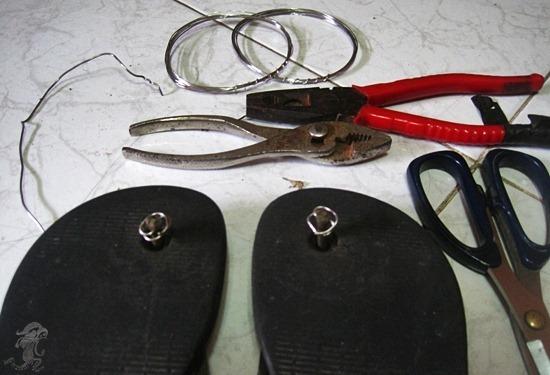 fixing a havaianas flip flops1