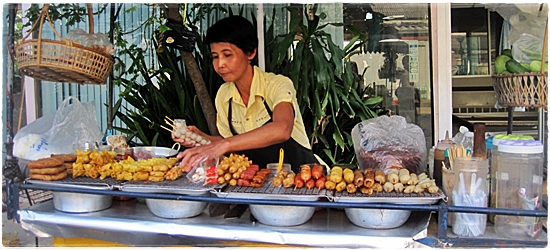 Thai Seafood Noodle Salad