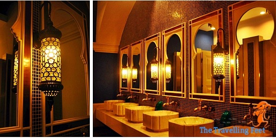 istanbul inspired bathroom
