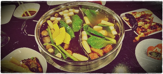 An Affordable Eat-All-You-Can Meal in Siem Reap the Shabu Shabu way