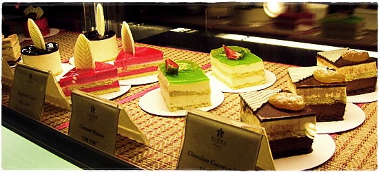Finding Affordable Cakes at Sokha Hotel in Siem Reap