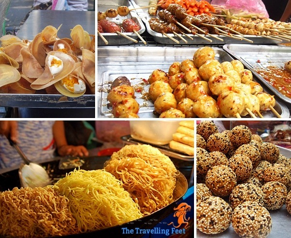 Bangkok food trip