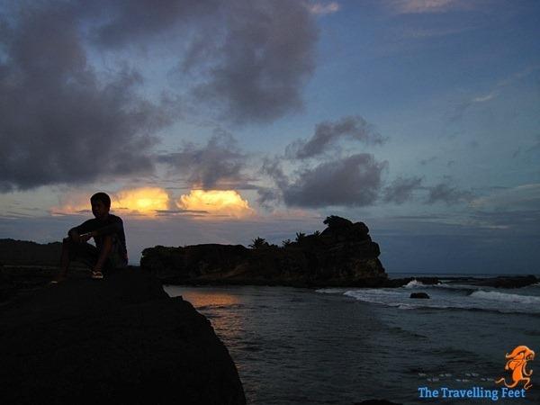 sunrise at Makadlao