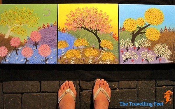 discovering art in Chiang Mai