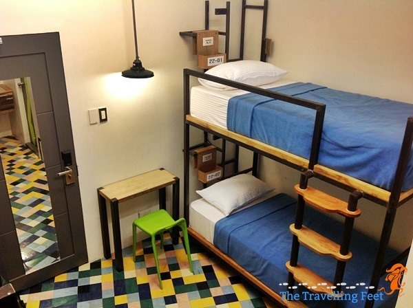 coed 6 bed dorm en suite at the junction hostel