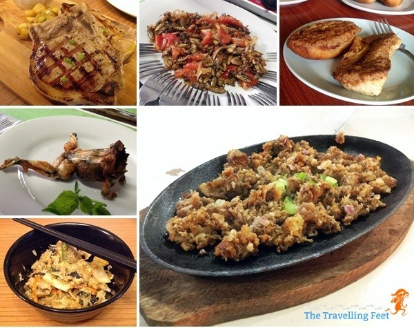 what to eat in angeles