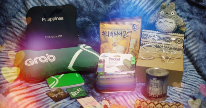 #PinaskuhanNiTravellingFeet: A Special Year End Giveaway