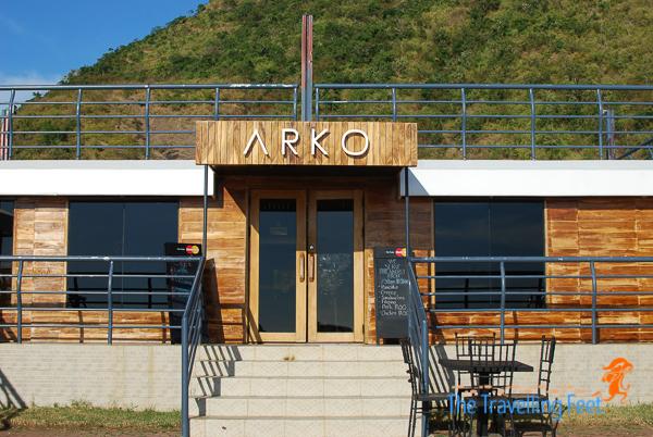 Arko restaurant in Narvacan