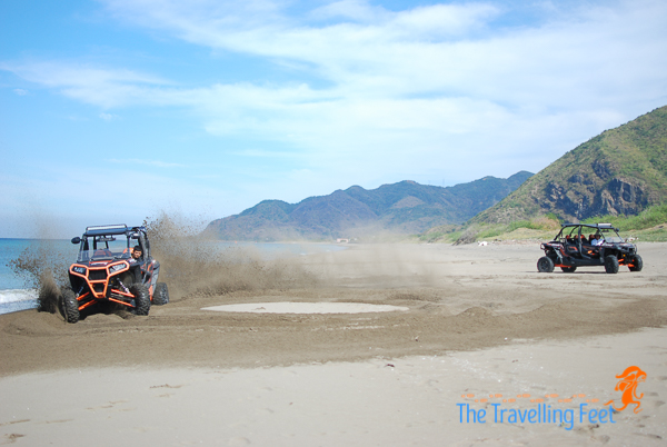 dune buggy tricks