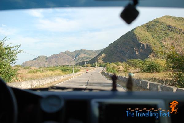 the road to narvacan ilocos sur