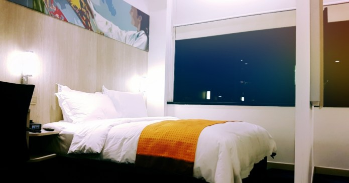 My First Experience at Holiday Inn Express Kuala Lumpur City Centre