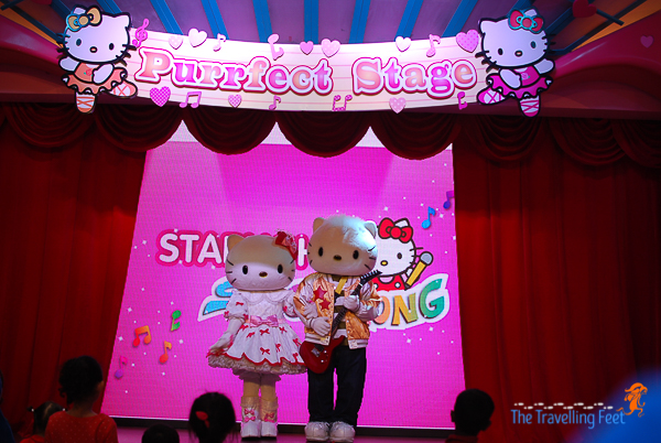 Hello Kitty has a home in Johor Bahru