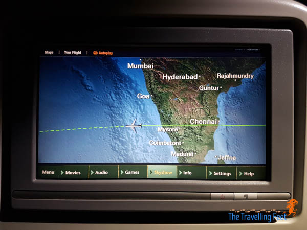 04 crossing the Indian Ocean to Addis Ababa