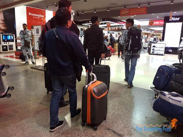 Sao Paulo International Airport