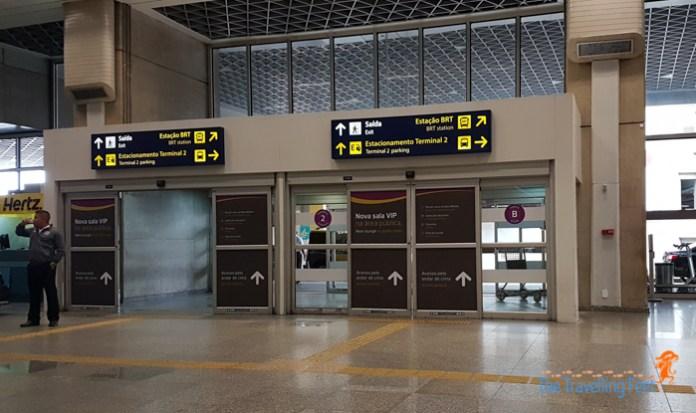 Aeroporto Rio de Janeiro