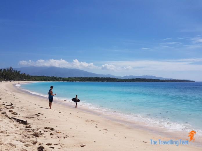 less travelled beaches in the Philippines