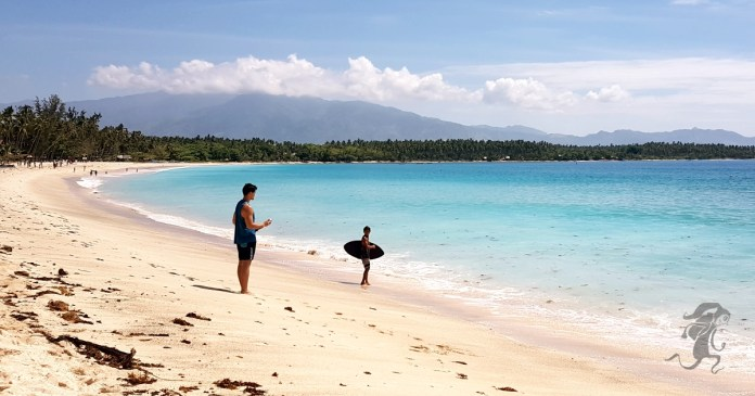 less travelled beaches philippines