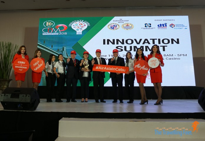 innovation summit with airasia