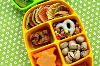 Tips on packing a good variety of healthy travel snacks for your kids and family. Good eating on the road or in the air is key to happy family travel.