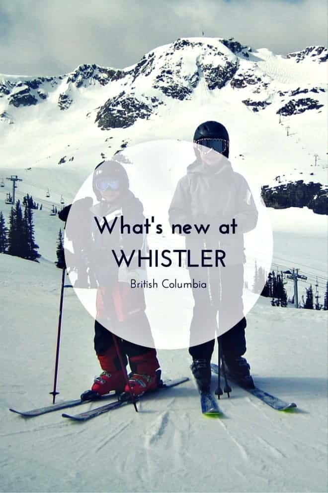 Whistler resort is the number one ski destination in North America again. Here's what's new and exciting at Whistler for your winter travel season. (via thetravellingmom.ca)