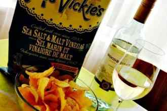 UnwindTogether for Spring Break with Woodbridge Wines and Miss Vickie's Chips