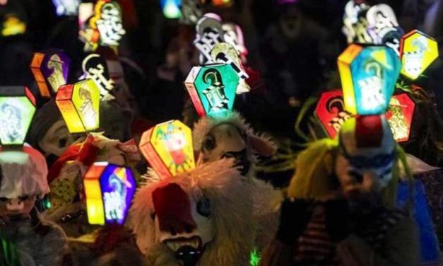 Basler Fasnacht, inizia il Carnevale di Basilea!!