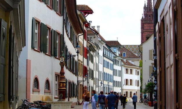 Auf Wiedersehen Basel
