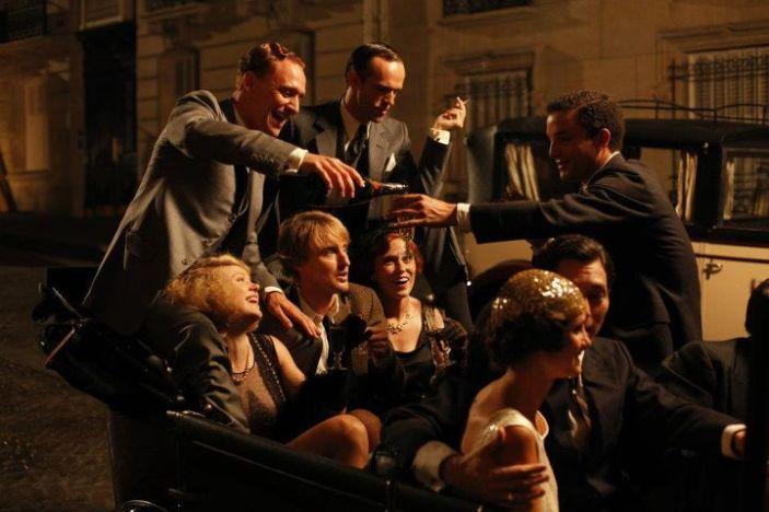 Scena del film Midnight in Paris