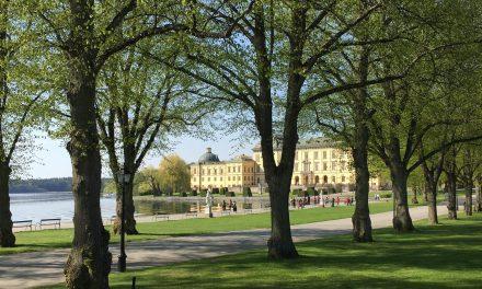Una gita al castello di Drottningholm