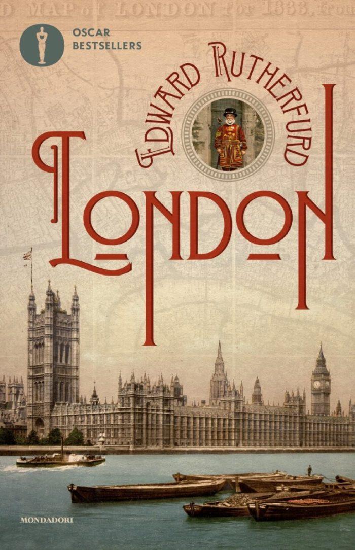 Copertina di London