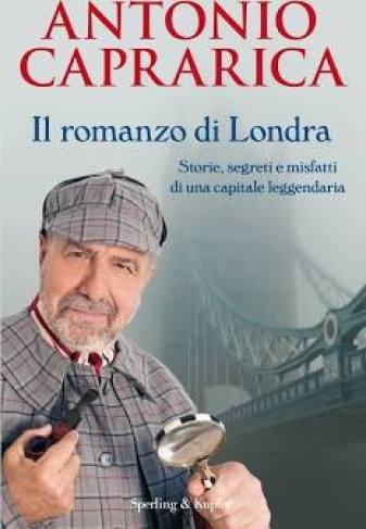 Copertina Il romanzo di Londra