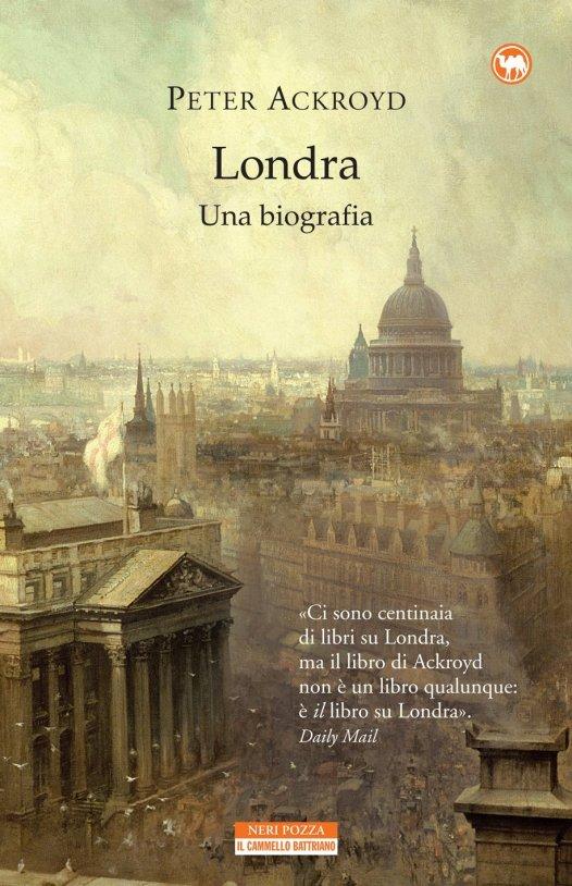 Copertina Londra una biografia
