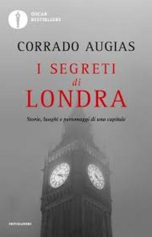 Copertina I segreti di Londra