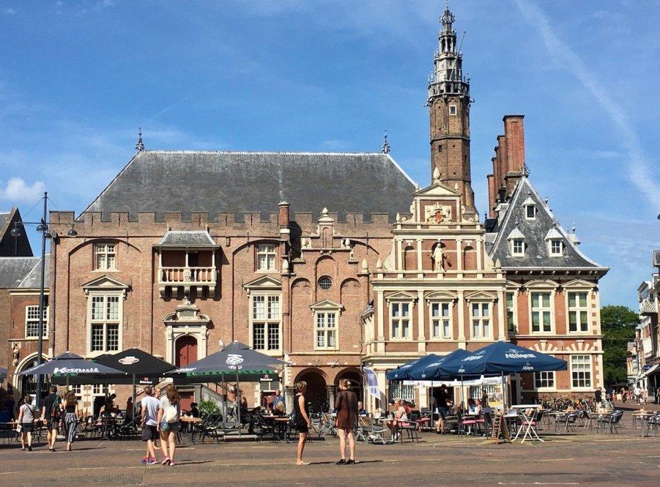 Il Municipio di Haarlem