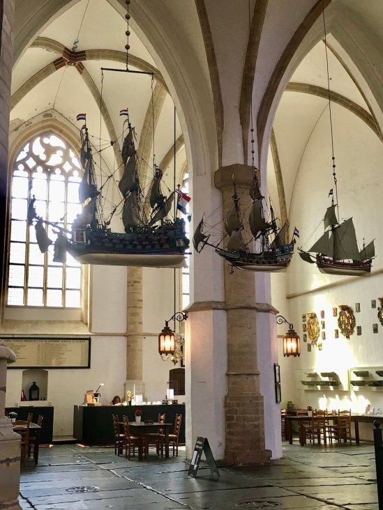 La Grote Kerk ovvero la Chiesa grande di San Bavone ad Haarlem