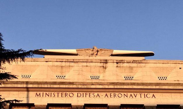 I tesori nascosti di Roma: il Palazzo dell'Aeronautica