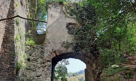 Il borgo fantasma di Galeria antica