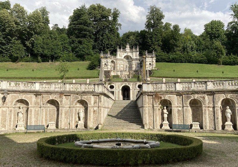 Villa della Regina a Torino