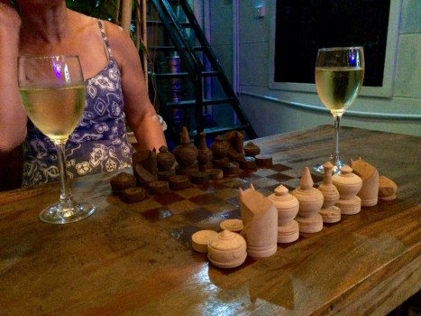 Wine and Chess Phnom Penh