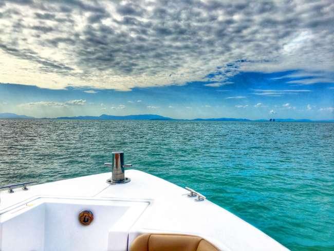 Speed boat transfer to Santhiya, Koh Yao Yai