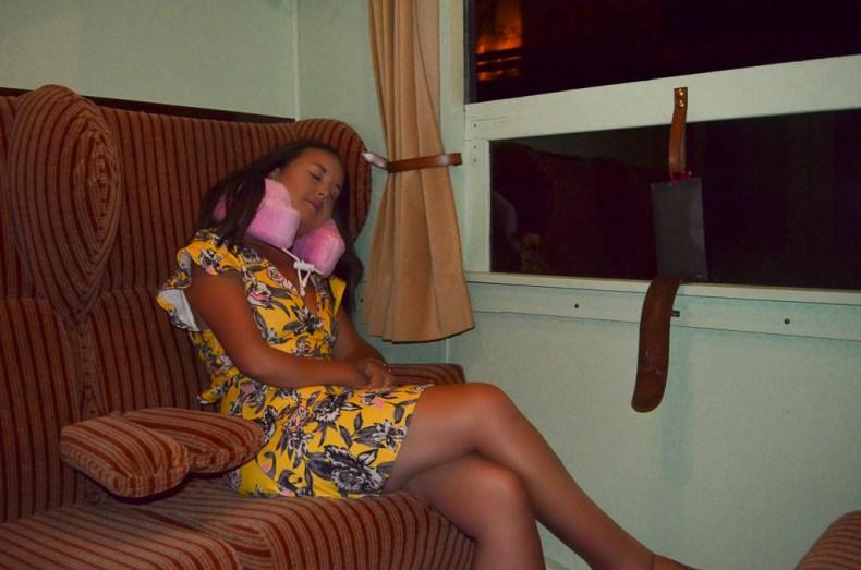 Travel presents - Cabeau Evolution travel pillow