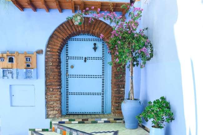 Doors of Chefchaouen, Morocco
